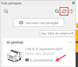 Revit synchronisation