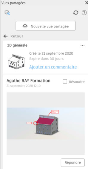 revit commentaires